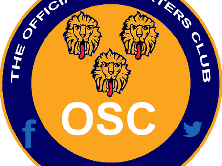OSC 2019/20 Season Travel