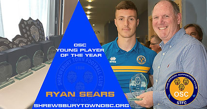 Young Player of the Year - Ryan Sears.jp
