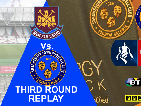 FA Cup Third Round Replay