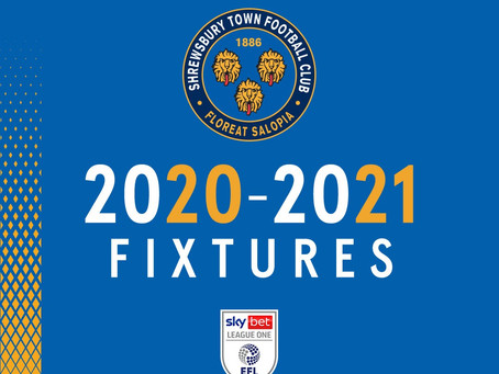 2020/21 Salop Fixtures are out!