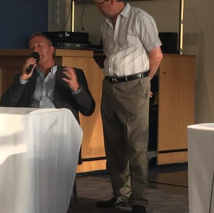 John Filan answers questions