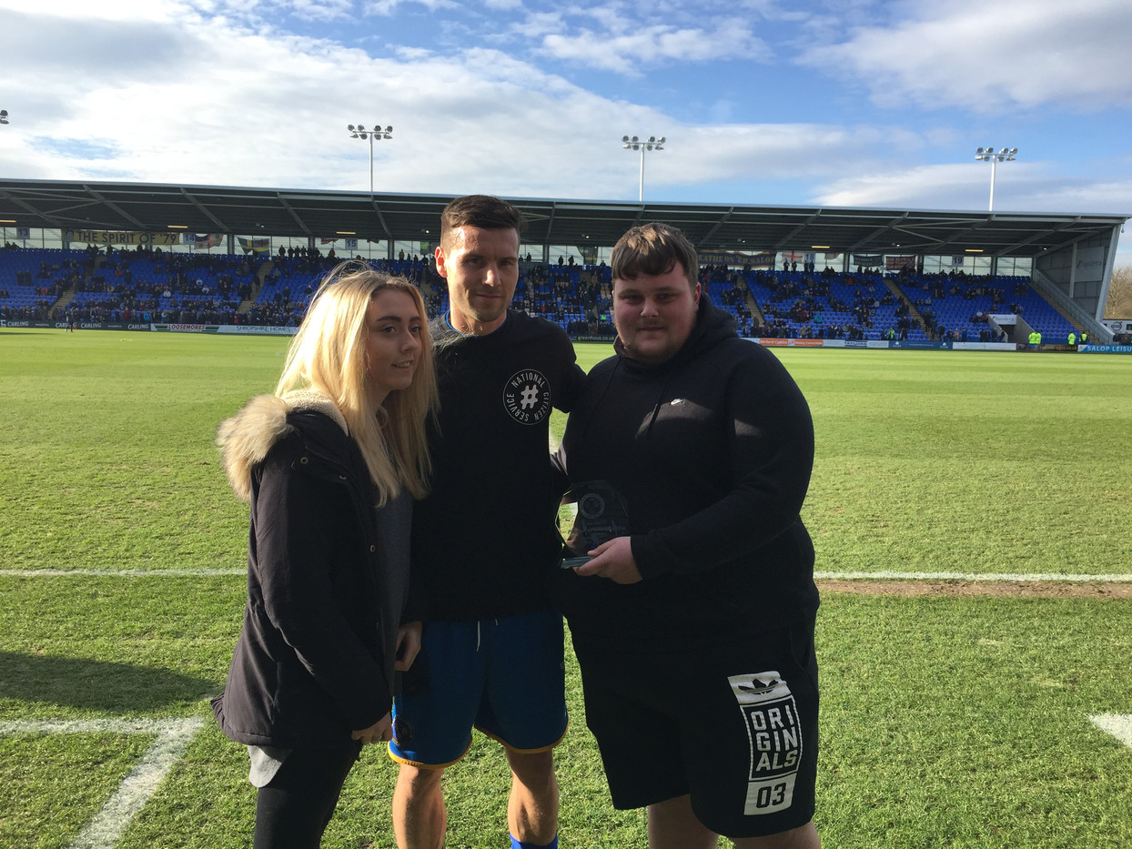 OSC's Player of the Month for January