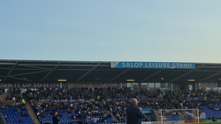 Safe Standing chanting