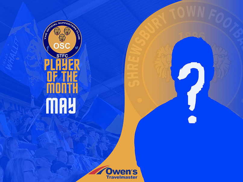 OSC's Player of the Month for May