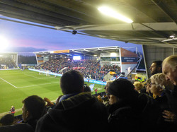Full away end