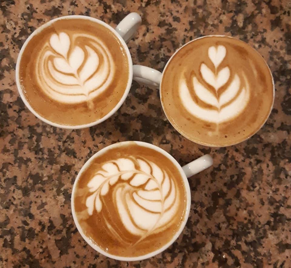 Cafè Gianduja
