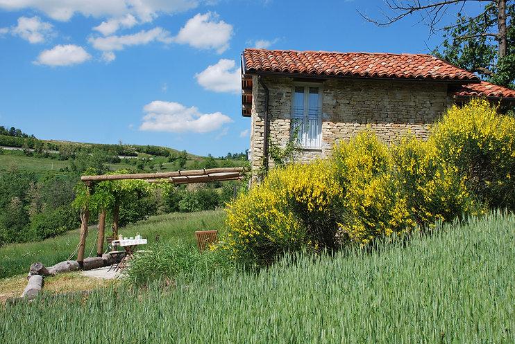 Il Nido, appartamento vacanze nel cuore del Piemonte