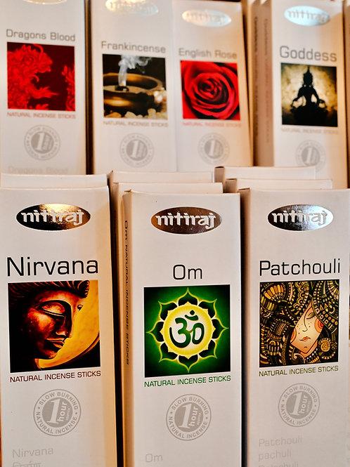 Nittraj Platinum Incense