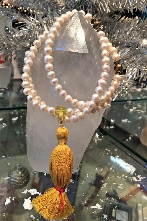 Pearl Prayer Bead