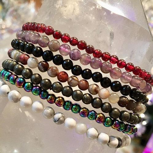 Bracelets 4mm