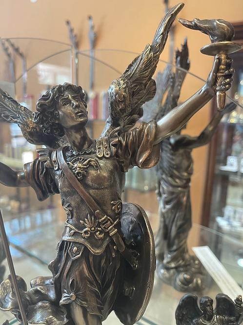 Archangel Uriel Statue