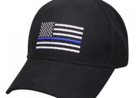 Blue Line BB Cap