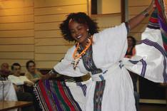 ריקוד מסורתי אתיופי