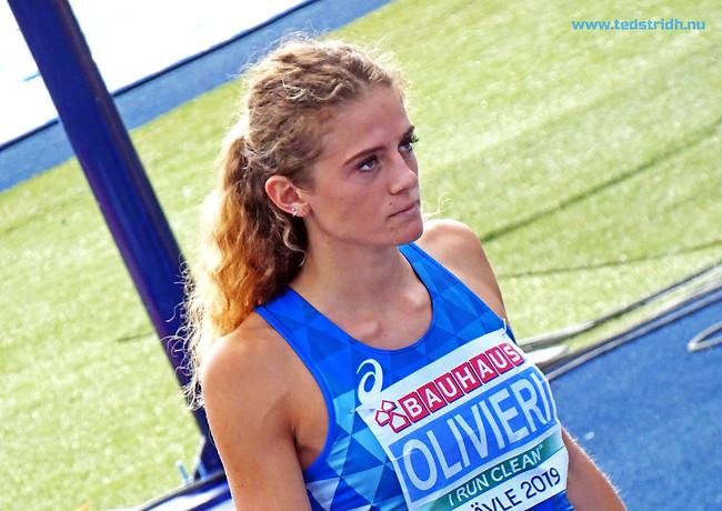Linda Olivieri (ITA)