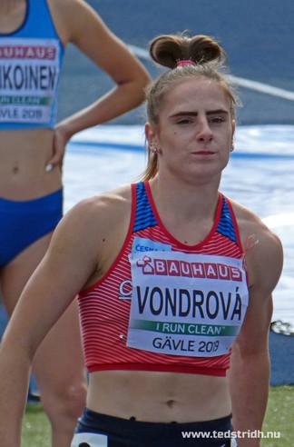 Lada Vondrová (CZE)