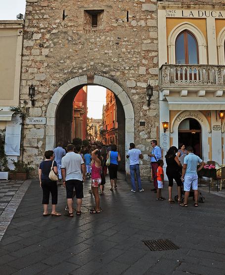 Belvedere di Piazza IX Aprile
