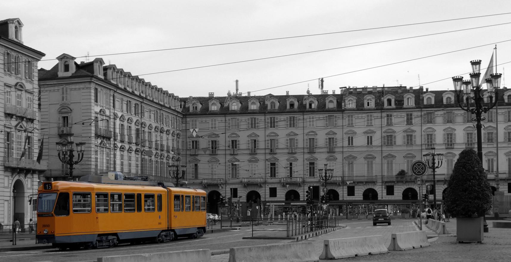 Hälsningar från Turin