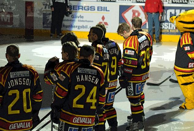 Brynäs IF line-up