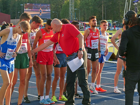 European Athletics: U23 Championships in Gävle