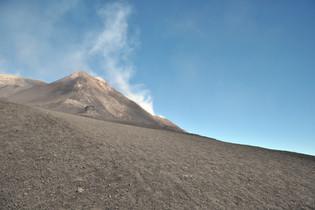 Mt Etna (3 350 m)