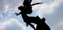 Monumento al traforo del Frejus