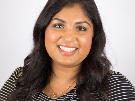Q&A: Take 5 with the Board featuring Shruti Kuppa