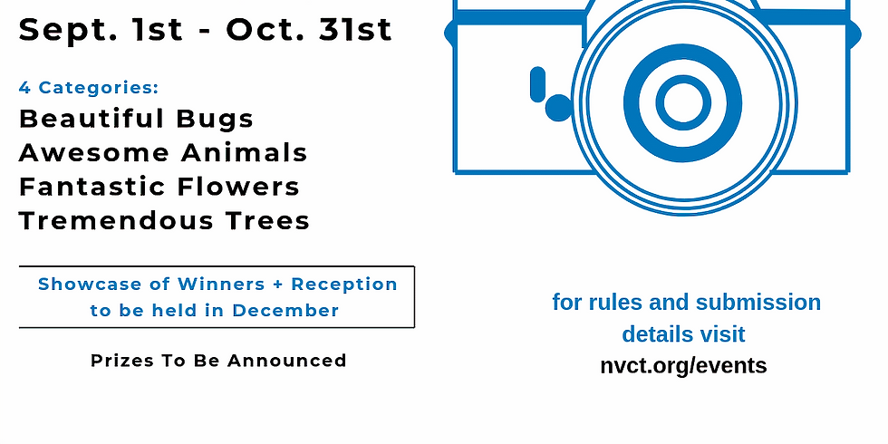 6th annual Nearby Nature Photo Contest