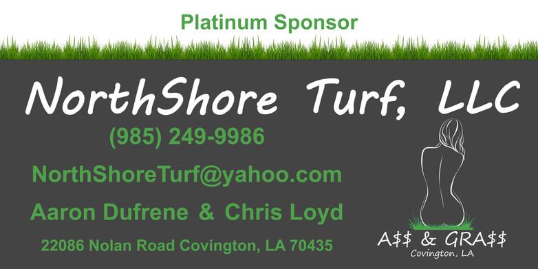 Northshore Turf - Platinum Sponsor