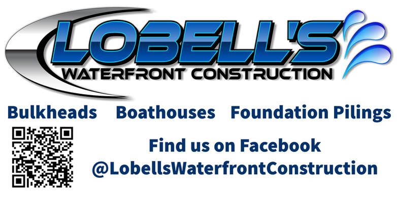 Lobells Waterfront Construction - Gold Sponsor