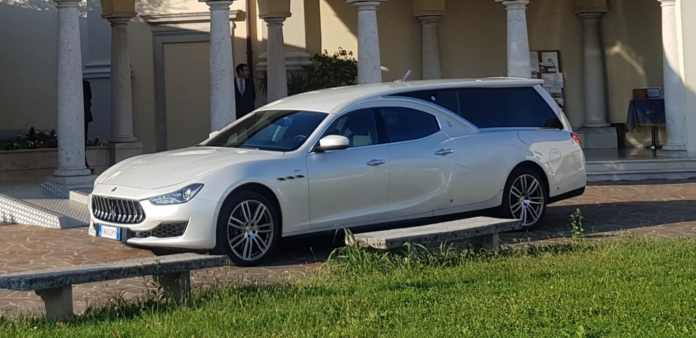 Maserati ghibli pax eterna udine autofun