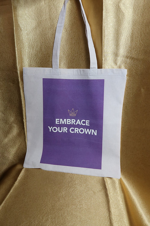 Embrace Your Crown Tote