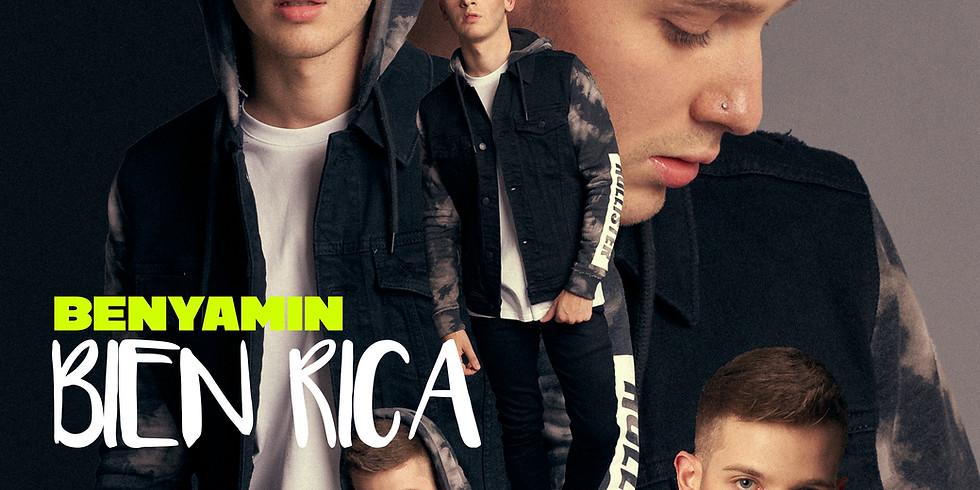 Bien Rica - New Single -© 2019 Copyright - Aian Benyamin Casillas