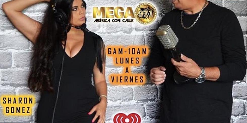 EL TRAKETEO MEGA 97.1 FM