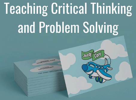 Teaching Critical Thinking and Problem Solving