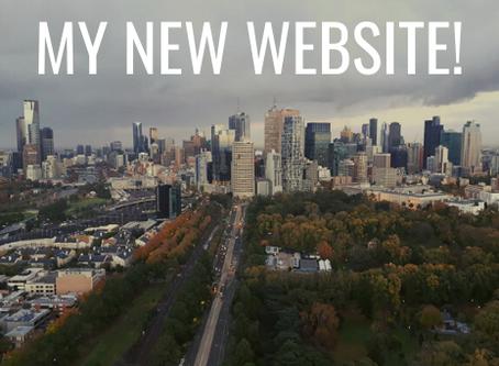 Why did I create a website?