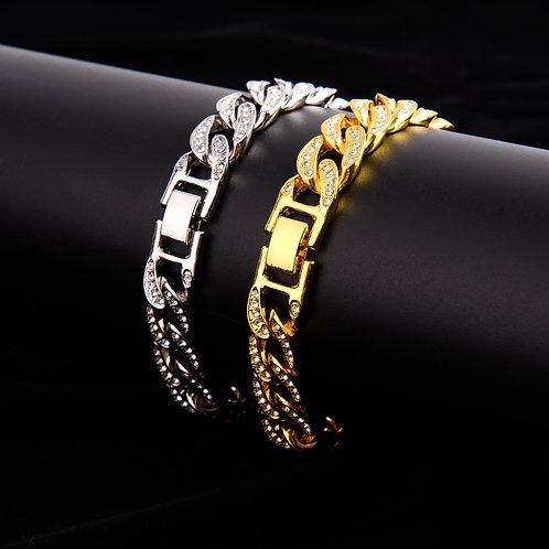CREW 13MM Cuban Bracelet | 970482