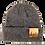 Thumbnail: Treeline 100% Merino Wool + Cork Beanie