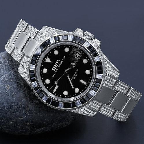 SONAR Steel CZ Watch | 530347