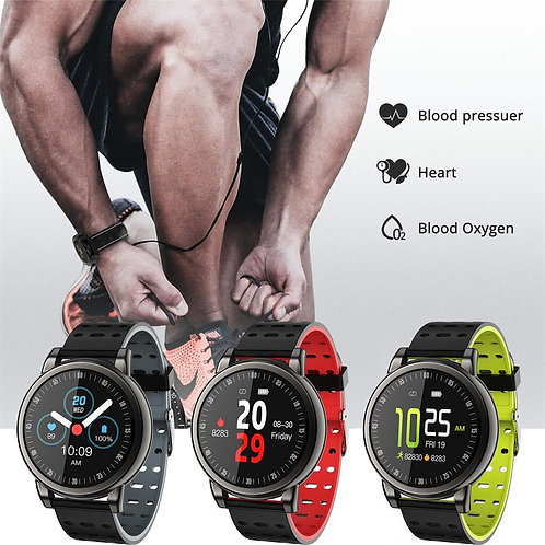 Smart watch waterproof Tempered Glass Activity