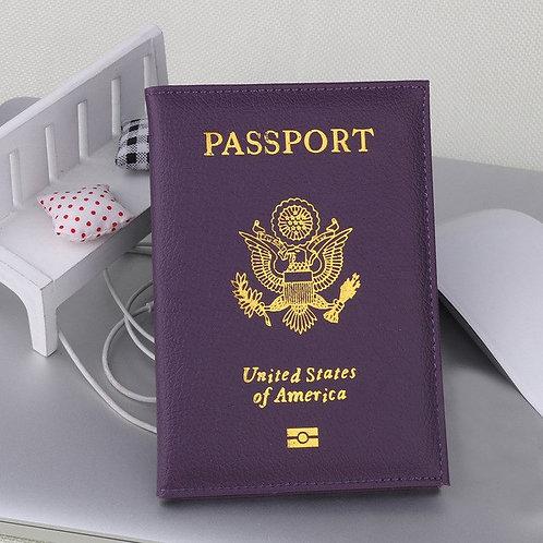 women men Passport Holder Protector