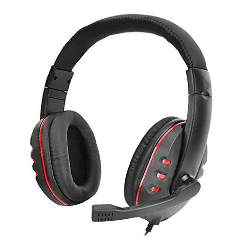 Gaming Headset Voice Control Wired
