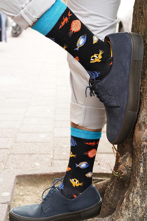 Men's Fish Socks