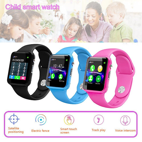 G10A Kid Smart Watch GPS Tracker IP67 Waterproof