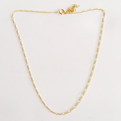 14k Gold Filled Minimalist Link Choker