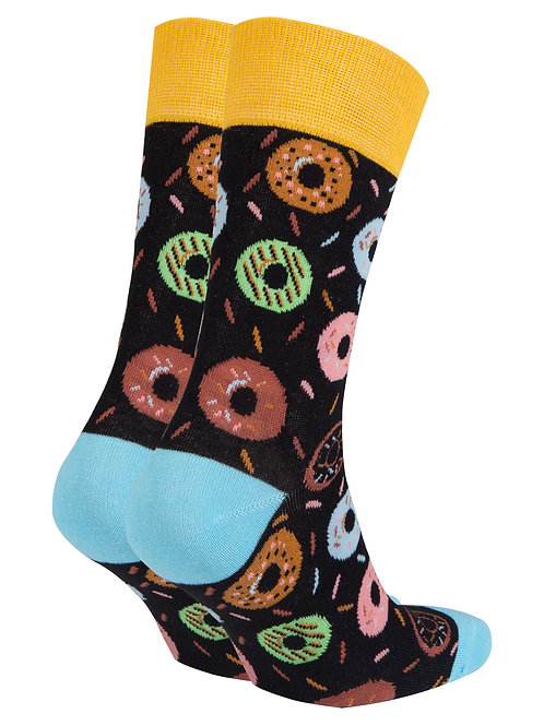 Men's Donuts Socks