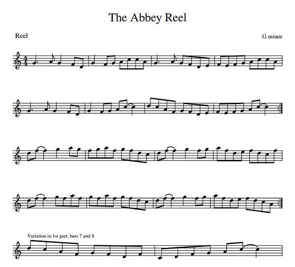 The Abbey Reel.JPG