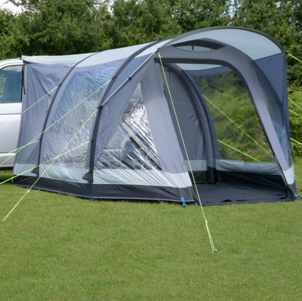 Inflatable Awning for VW Campervan