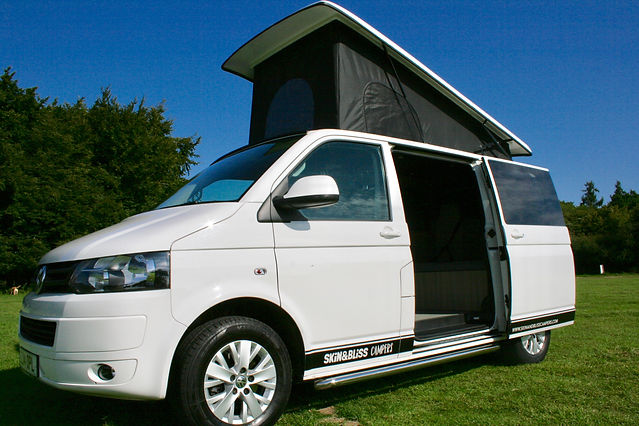 VW Campervan hire in Essex