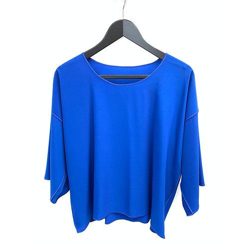 BASIC OBERTEIL Tuareq Blau