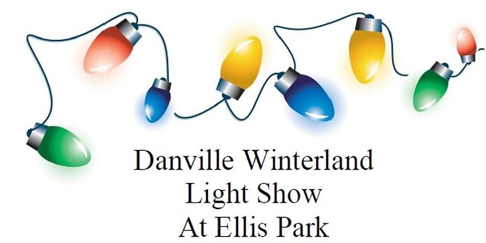 See Santa at Ellis Park in Danville